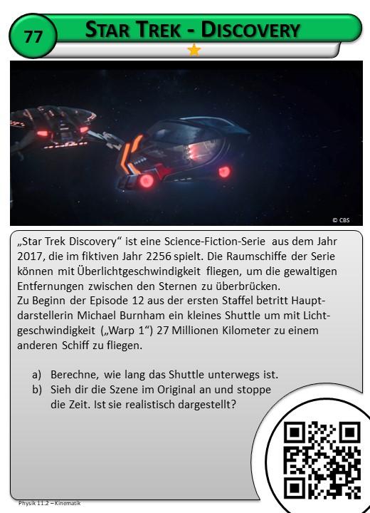 Physik von Star Trek 1
