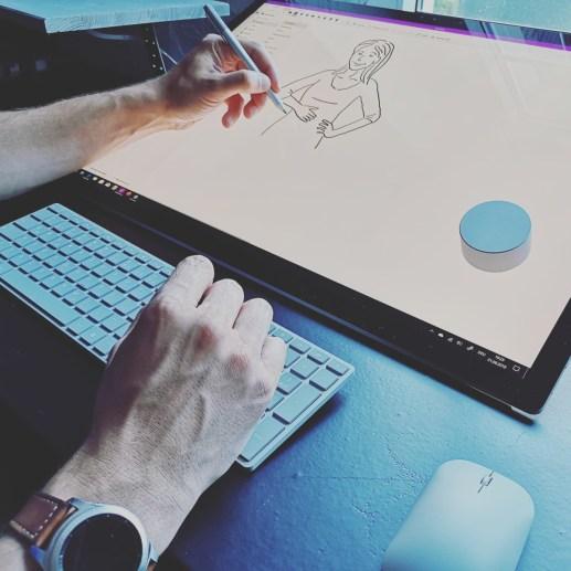 Surface Studio im Dauertest. 2