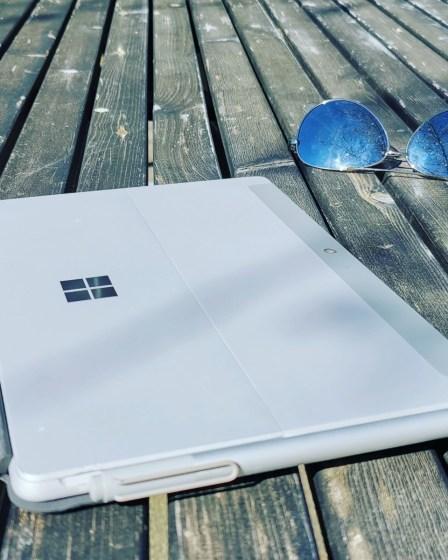 Das Surface Go (2) - Lohnt sich das? 42