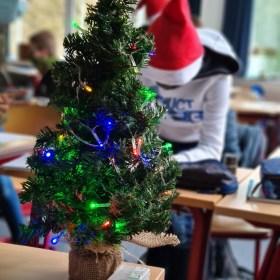 Weihnachten im Klassenzimmer 1
