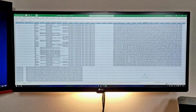 Wahlergebnis in Excel
