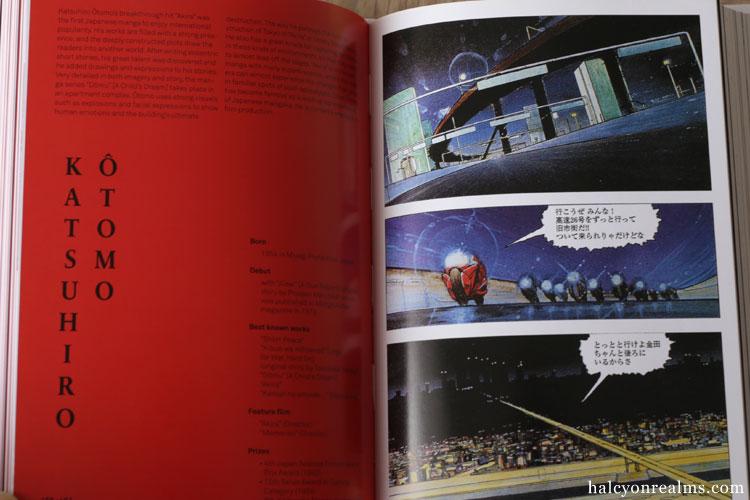 100 Manga Artists Book Review ( Taschen )