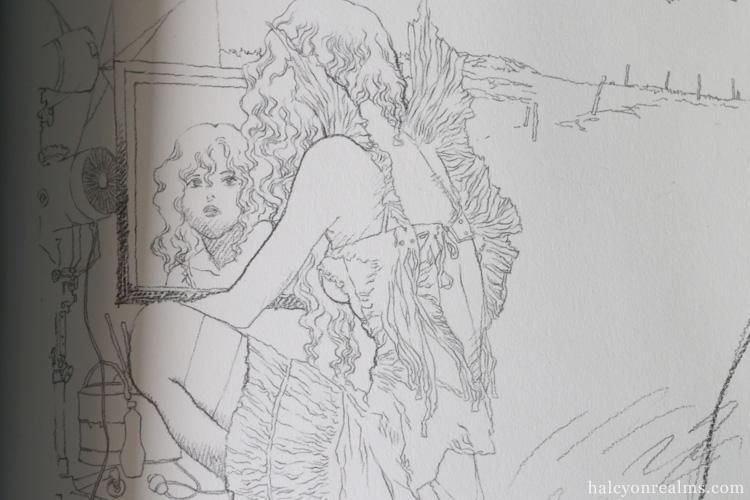 Rahxephon Art Works - Yamada Akihiro Art Book