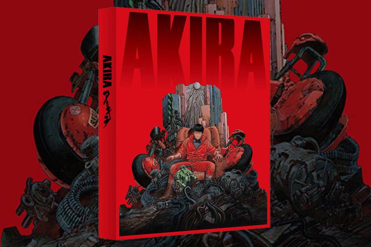Akira 4K Remastered Ultra HD Blu-ray