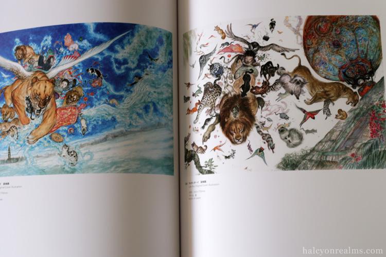 Yoshitaka Amano - The World Beyond Your Imagination Art Book
