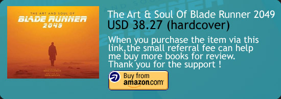 The Art And Soul Of Blade Runner 2049 Book Amazon Buy Link