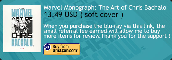 Marvel Monograph : The Art Of Chris Bachalo Amazon Buy Link