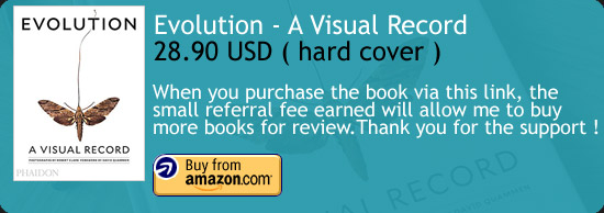Evolution - A Visual Record Book Review Amazon Buy Link