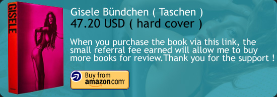 Gisele Bündchen - Photography Book Review Taschen Amazon Buy Link