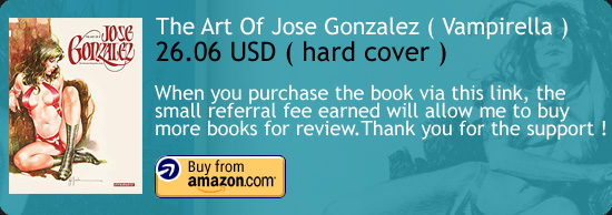 The Art Of Jose Gonzalez Book Amazon Buy Link