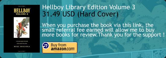 Hellboy Library Edition Volume 3 Amazon Buy Link