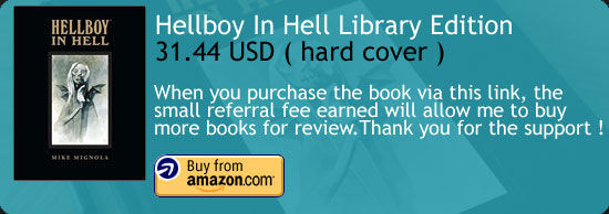 Hellboy In Hell Library Edition Amazon Buy Link