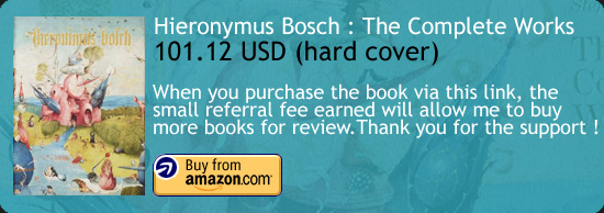 Hieronymus Bosch : Complete Works Art Book Taschen Amazon Buy Link