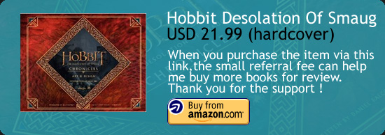 Hobbit : The Desolation Of Smaug Art & Design