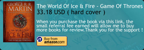 The World Of Ice & Fire - Game Of Thrones Amazon Buy Link