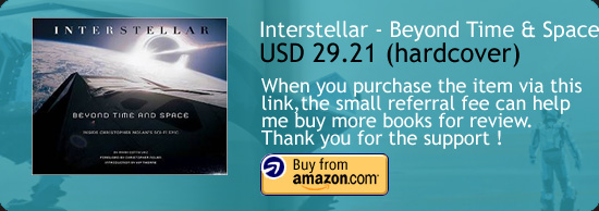 Interstellar - Beyond Time And Space Amazon Buy Link