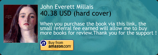 John Everett Millais Art Book Phaidon  Amazon Buy Link