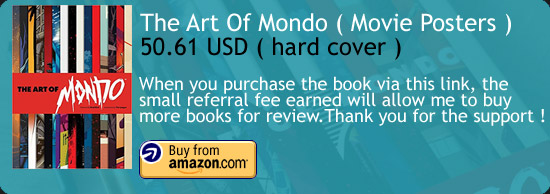 The Art Of Mondo - Movie Posters Amazon Buy Link