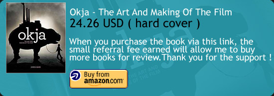 Okja - The Art And Making Of The Film Book Amazon Buy Link