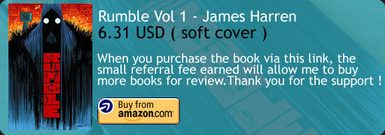Rumble - James Harren Amazon Buy Link
