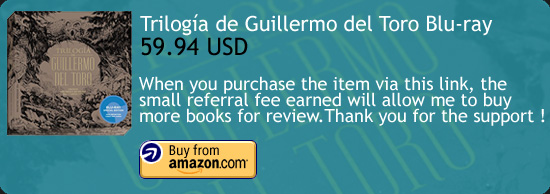 Trilogía de Guillermo del Toro - Criterion Blu-ray Amazon Buy Link