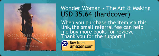 Wonder Woman - The Art And Making Of The Film Amazon Buy Link