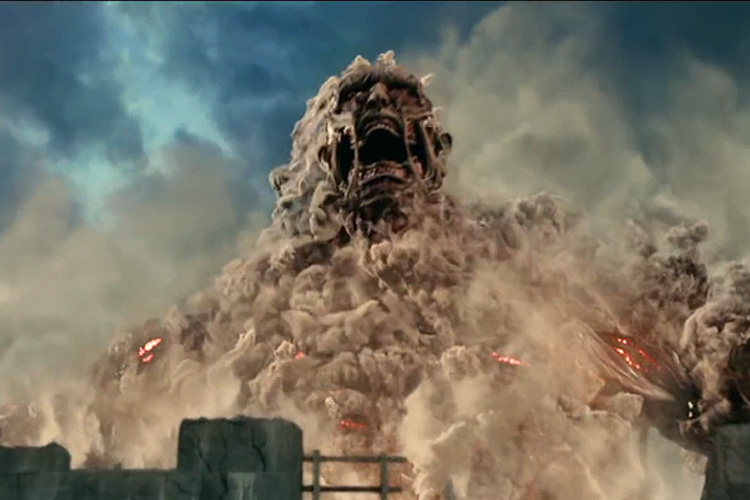 Attack On Titans Live Action Film Trailer 2