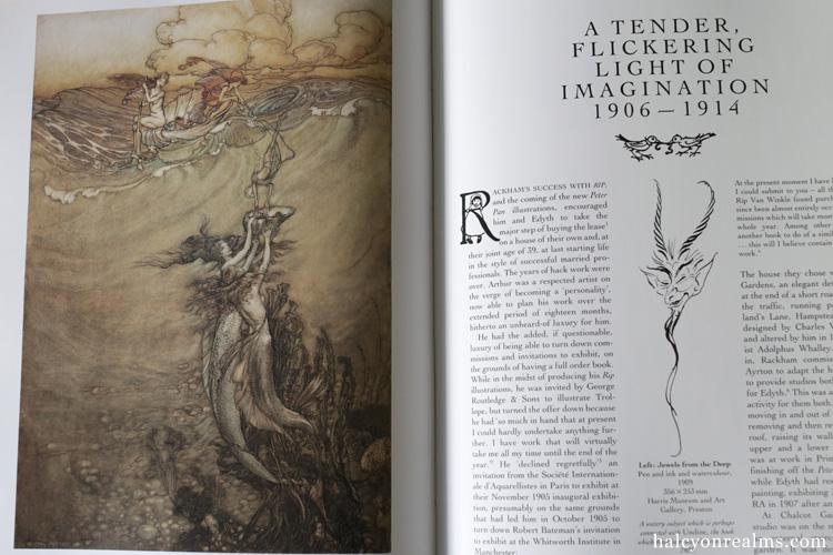 Arthur Rackham - A Life With Illustration Art Book