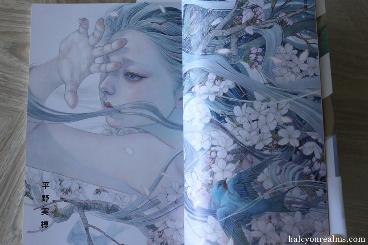 Bijin-Ga Borderless Art Book Review