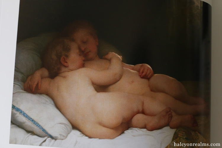 William Bouguereau: His Life and Works Art Book