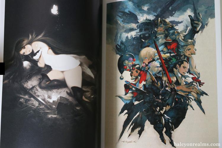 The Art Of Bravely Default 2010-2013 Art Book ブレイブリーデフォルト 公式アート集