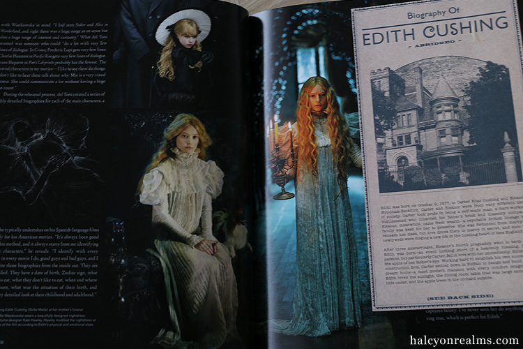 Crimson Peak - The Art Of Darkness Book