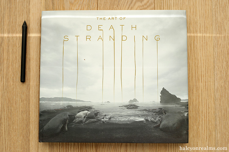 The Art Of Death Stranding Book Review