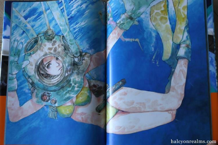 Denki - Tsuruta Kenji Art Book Review