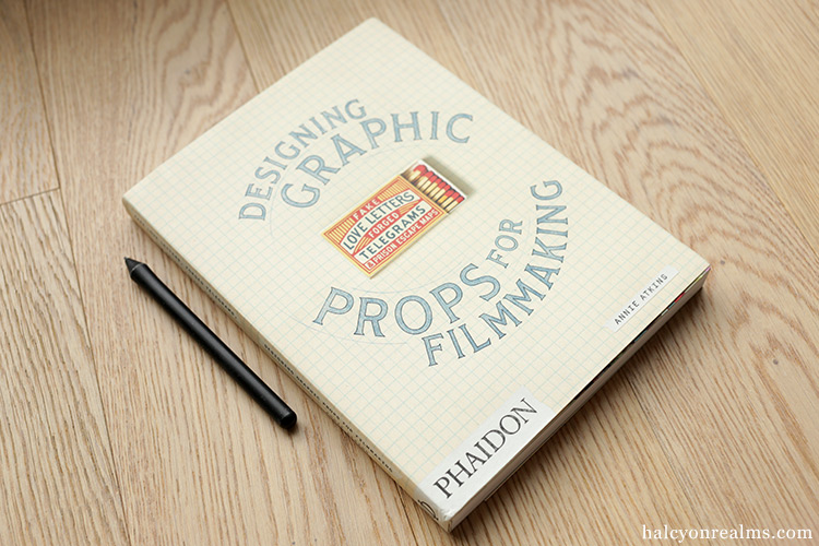 Designing Graphic Props for Filmmaking Book Review