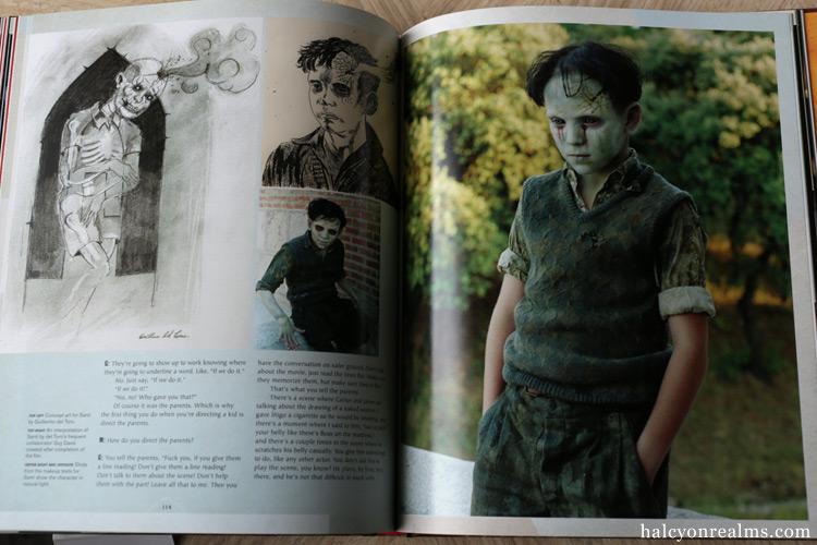Guillermo del Toro's The Devil's Backbone Making Of Book Review