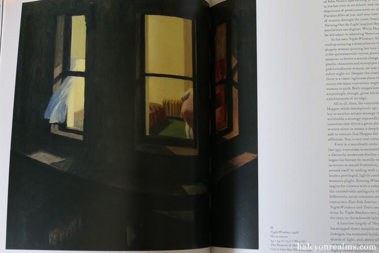 Silent Theater : The Art Of Edward Hopper
