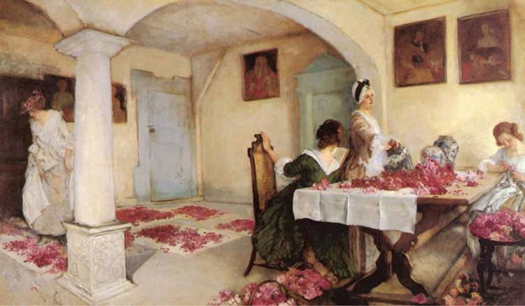 The Art Of Edwin Austin Abbey