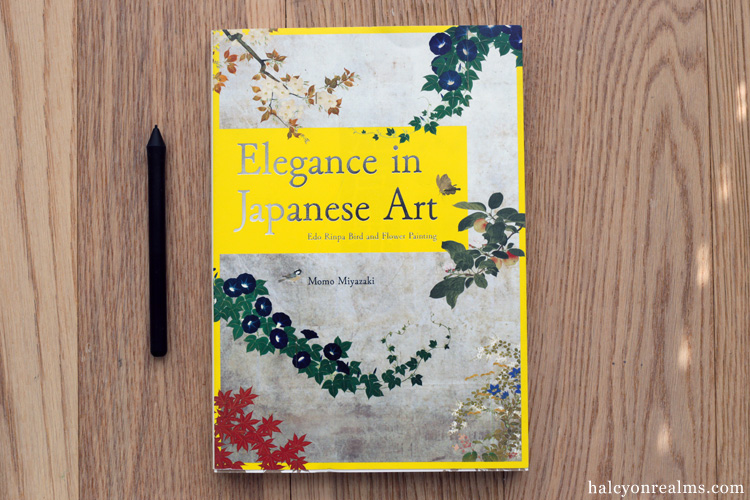 Elegance In Japanese Art Book Review