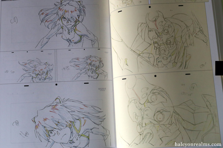 Groundwork Of Evangelion 3.0 Vol 2 Art Book