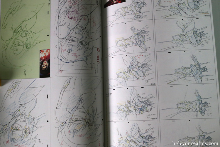 Groundwork Of Evangelion 3.0 Vol 2 Art Book