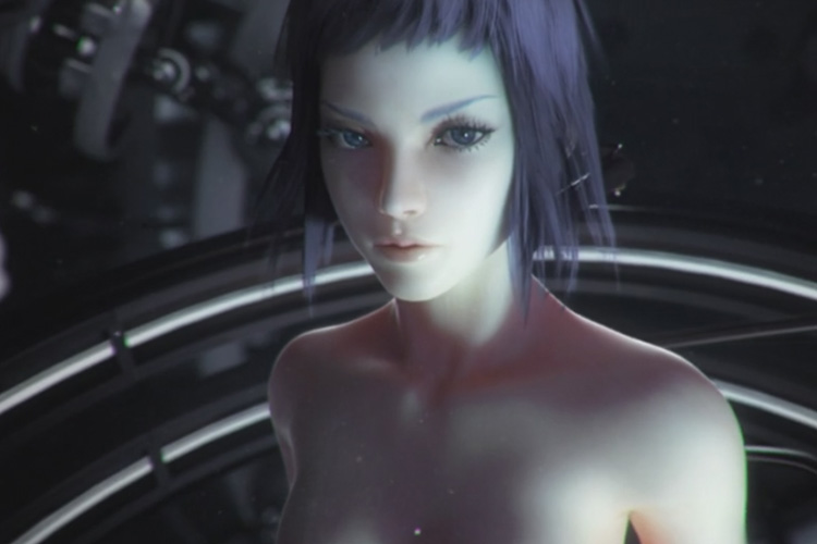 Ghost In The Shell : Virtual Reality Diver