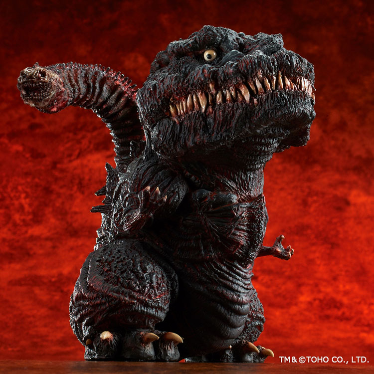 Shin Godzilla Super Deformed Vinyl Figure