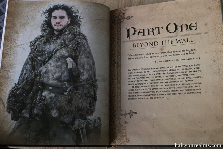 Inside HBO's Game Of Thrones ( Season 3 & 4 ) Book Review