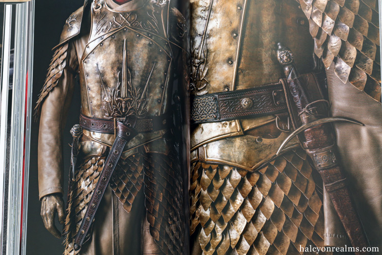 Game Of Thrones : The Costumes Book Review