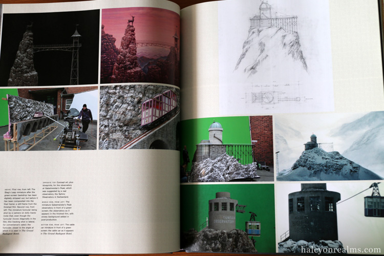 The Grand Budapest Hotel Making Of Book