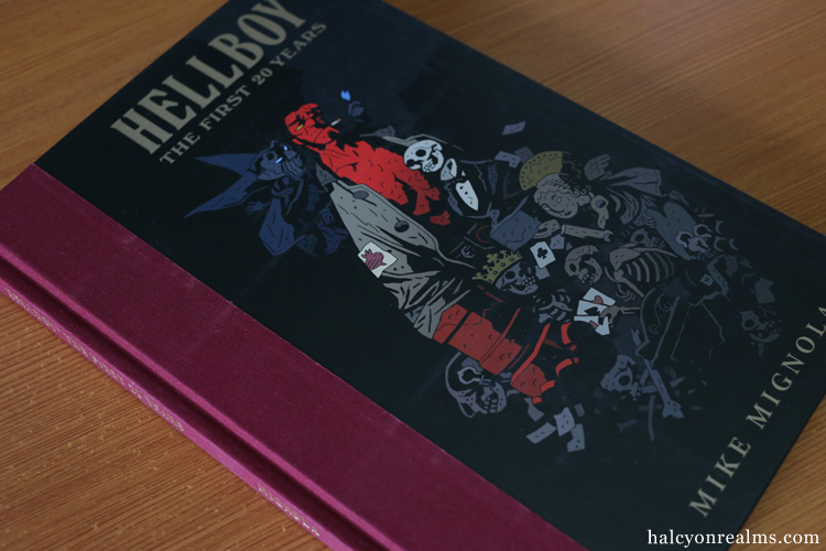 Hellboy : The First 20 Years Art Book Mignola