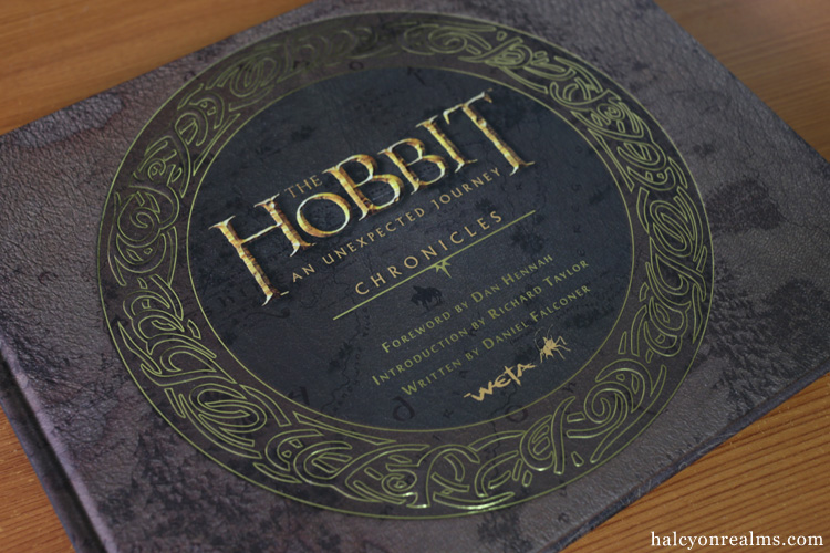 The Hobbit : An Unexpected Journey Vol 1 Art Book