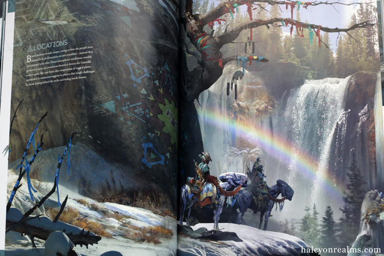 The Art Of Horizon Zero Dawn Book Review