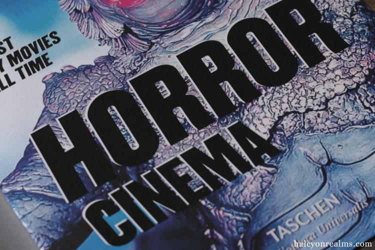 Horror Cinema Book Review ( Taschen ) - Halcyon Realms - Art